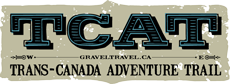 Trans Canadian Adventure Trail