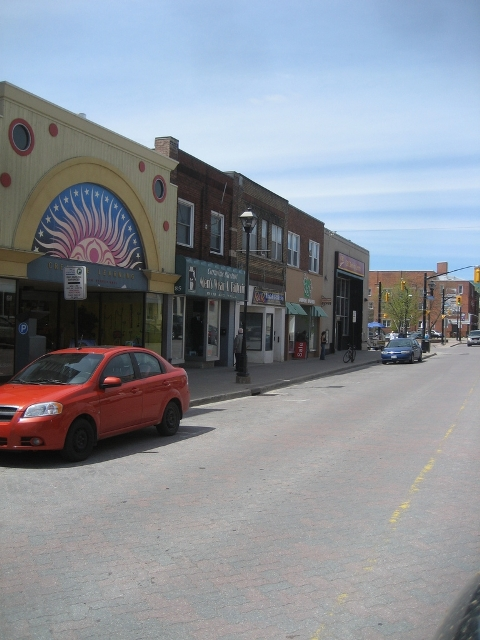 northbay main street